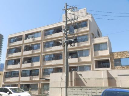 愛知県名古屋市千種区、千種駅徒歩5分の築32年 6階建の賃貸マンション