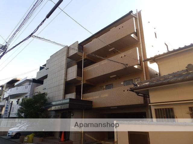 愛知県名古屋市千種区、池下駅徒歩15分の築24年 4階建の賃貸マンション