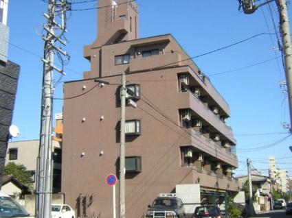 愛知県名古屋市北区、志賀本通駅徒歩16分の築21年 6階建の賃貸マンション