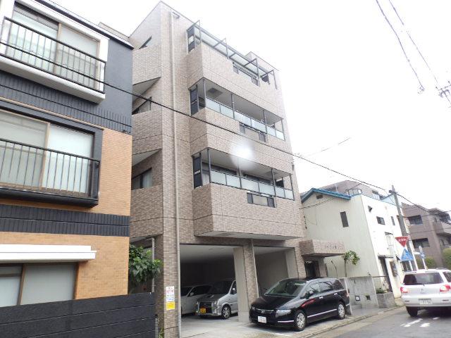 愛知県名古屋市千種区、今池駅徒歩14分の築21年 4階建の賃貸マンション