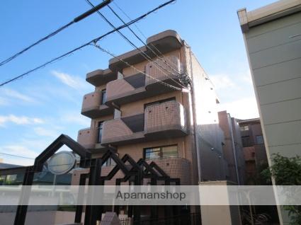 愛知県名古屋市昭和区、川名駅徒歩15分の築27年 4階建の賃貸マンション