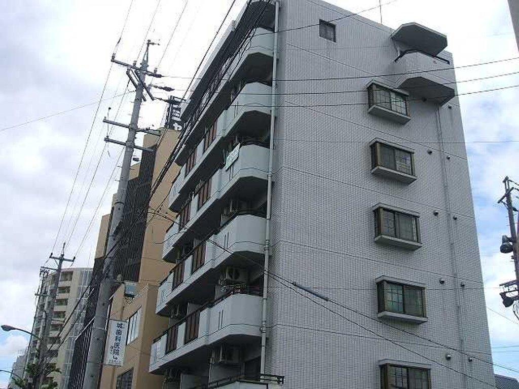 愛知県名古屋市東区、千種駅徒歩6分の築30年 7階建の賃貸マンション