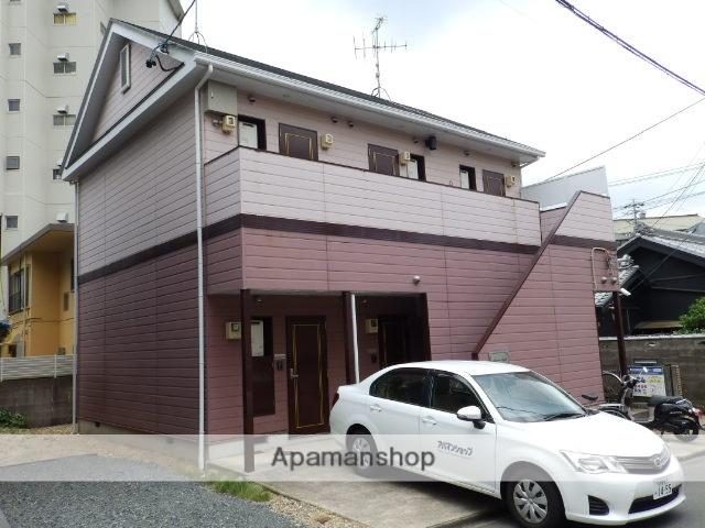 愛知県名古屋市千種区、池下駅徒歩9分の築22年 2階建の賃貸アパート