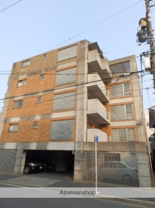 愛知県名古屋市昭和区、池下駅徒歩16分の築16年 5階建の賃貸マンション