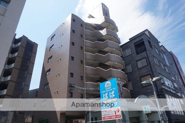 愛知県名古屋市千種区、本山駅徒歩7分の築17年 7階建の賃貸マンション