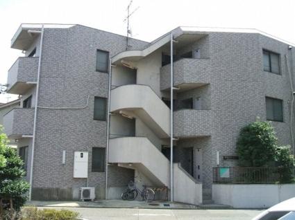 愛知県名古屋市千種区、今池駅徒歩16分の築24年 3階建の賃貸マンション