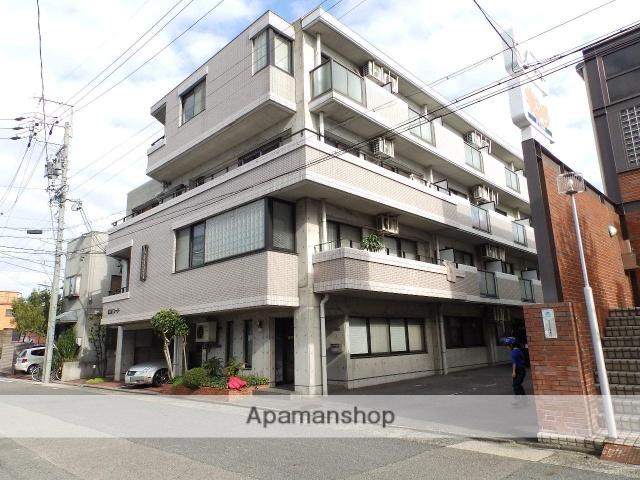 愛知県名古屋市千種区、今池駅徒歩15分の築24年 4階建の賃貸マンション