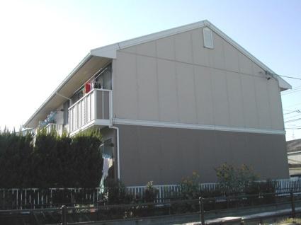 愛知県名古屋市北区、比良駅徒歩11分の築27年 2階建の賃貸アパート