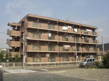 愛知県名古屋市北区、味美駅徒歩35分の築22年 4階建の賃貸マンション