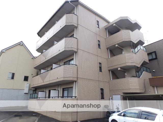 愛知県名古屋市千種区、今池駅徒歩17分の築18年 4階建の賃貸マンション