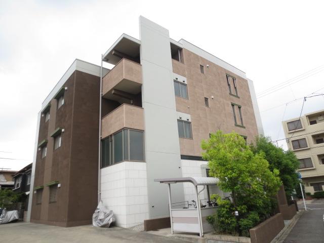 愛知県名古屋市千種区、池下駅徒歩11分の築12年 4階建の賃貸マンション