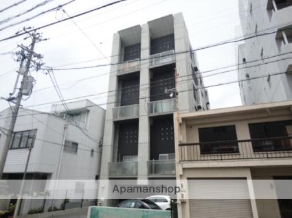 愛知県名古屋市東区、今池駅徒歩17分の築13年 7階建の賃貸マンション