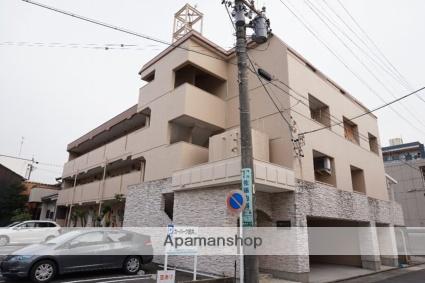 愛知県名古屋市東区、千種駅徒歩8分の築26年 4階建の賃貸マンション