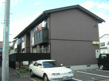愛知県名古屋市北区、志賀本通駅徒歩15分の築18年 2階建の賃貸アパート