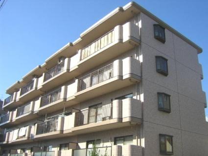 愛知県名古屋市北区、上飯田駅徒歩11分の築21年 4階建の賃貸マンション