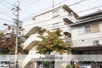愛知県名古屋市千種区、矢田駅徒歩17分の築36年 4階建の賃貸マンション