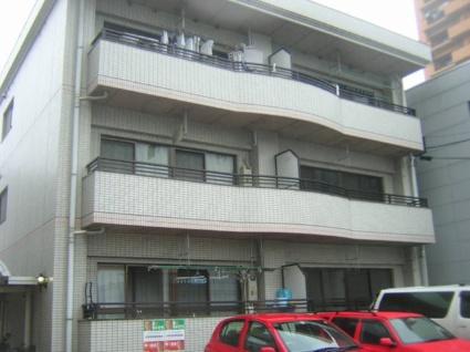 愛知県名古屋市北区、上飯田駅徒歩10分の築27年 4階建の賃貸マンション