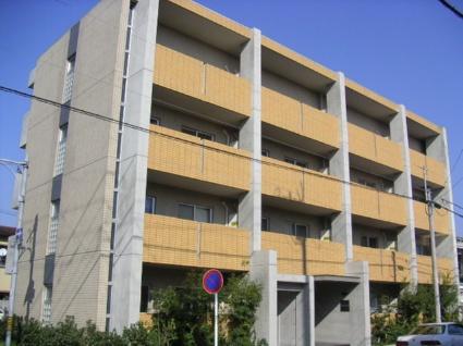 愛知県名古屋市北区、志賀本通駅徒歩17分の築15年 4階建の賃貸マンション
