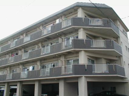 愛知県名古屋市北区、清水駅徒歩4分の築36年 4階建の賃貸マンション