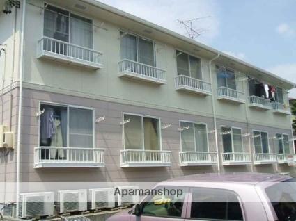 愛知県名古屋市千種区、茶屋ヶ坂駅徒歩12分の築24年 2階建の賃貸アパート