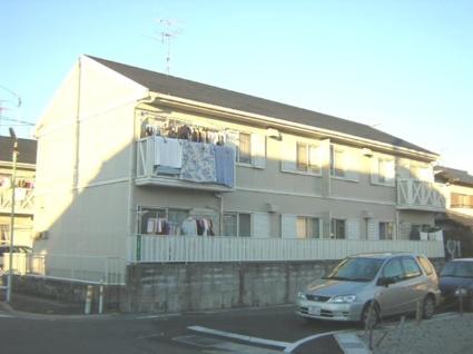 愛知県名古屋市北区、味鋺駅徒歩18分の築29年 2階建の賃貸アパート