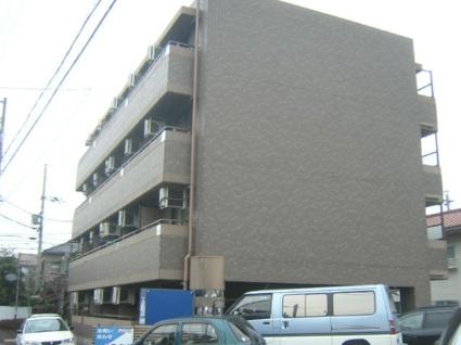 愛知県名古屋市北区、黒川駅徒歩21分の築23年 4階建の賃貸マンション