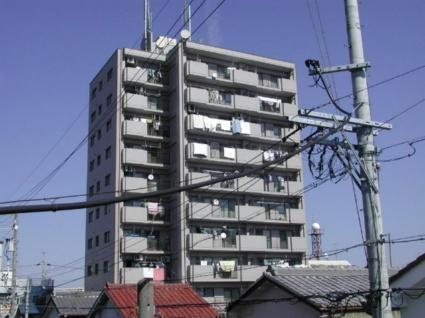 愛知県名古屋市北区、尼ヶ坂駅徒歩12分の築25年 11階建の賃貸マンション