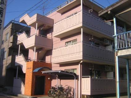 愛知県名古屋市北区、清水駅徒歩6分の築29年 3階建の賃貸マンション