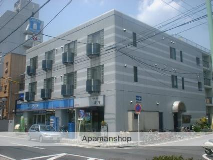 愛知県名古屋市千種区、今池駅徒歩11分の築27年 3階建の賃貸マンション