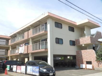 愛知県名古屋市千種区、池下駅徒歩18分の築38年 3階建の賃貸マンション