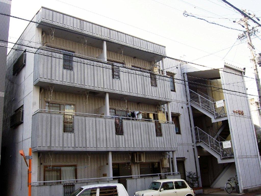 愛知県名古屋市千種区、覚王山駅徒歩8分の築46年 3階建の賃貸マンション