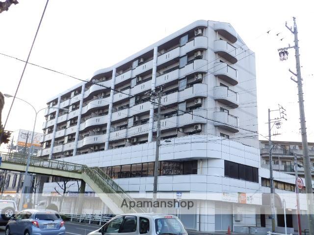 愛知県名古屋市千種区、池下駅徒歩14分の築27年 7階建の賃貸マンション