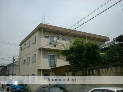 愛知県名古屋市千種区、本山駅徒歩9分の築38年 3階建の賃貸マンション