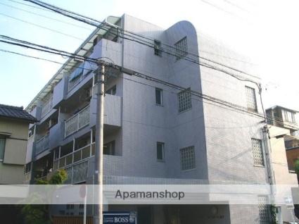 愛知県名古屋市千種区、今池駅徒歩11分の築27年 4階建の賃貸マンション