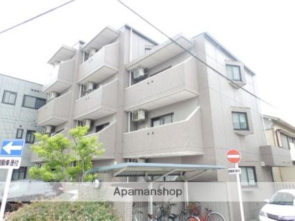 愛知県名古屋市千種区、覚王山駅徒歩11分の築18年 4階建の賃貸マンション