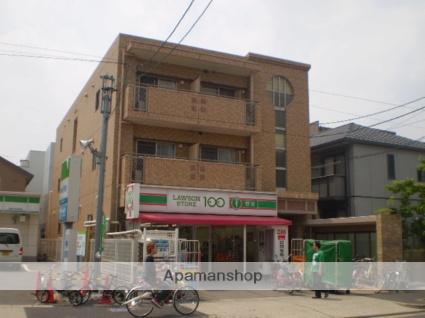 愛知県名古屋市千種区、自由ヶ丘駅徒歩16分の築13年 3階建の賃貸マンション