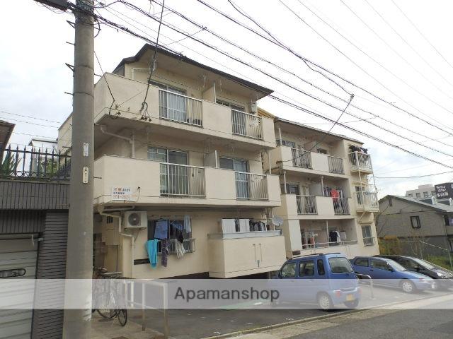愛知県名古屋市昭和区、覚王山駅徒歩20分の築35年 3階建の賃貸マンション