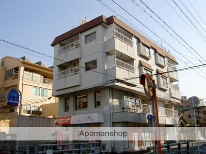 愛知県名古屋市千種区、覚王山駅徒歩12分の築42年 4階建の賃貸マンション