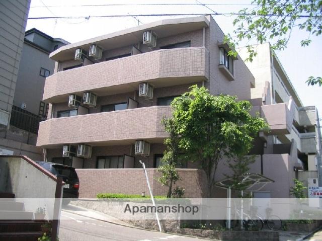愛知県名古屋市千種区、池下駅徒歩10分の築20年 3階建の賃貸マンション