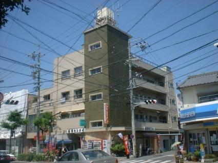 愛知県名古屋市千種区、本山駅徒歩10分の築51年 4階建の賃貸マンション
