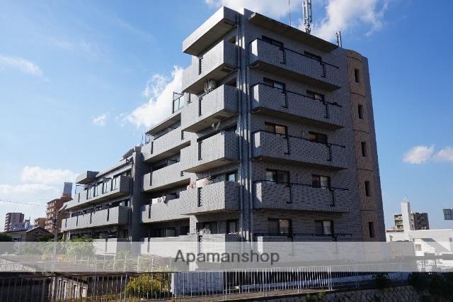 愛知県名古屋市千種区、自由ヶ丘駅徒歩13分の築21年 6階建の賃貸マンション