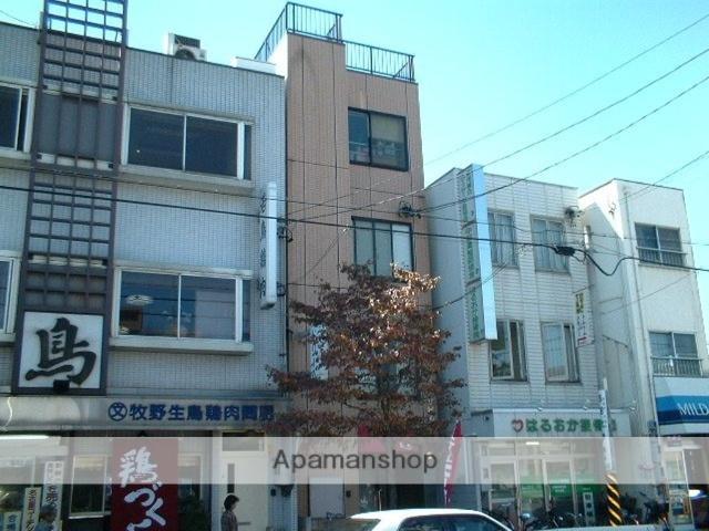 愛知県名古屋市千種区、池下駅徒歩10分の築23年 4階建の賃貸マンション