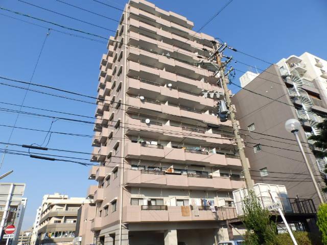 愛知県名古屋市千種区、今池駅徒歩7分の築29年 12階建の賃貸マンション