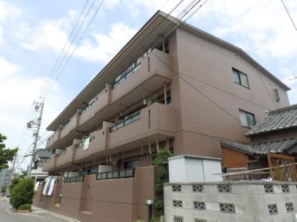 愛知県名古屋市千種区、池下駅徒歩19分の築22年 3階建の賃貸マンション