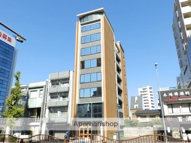 愛知県名古屋市千種区、千種駅徒歩12分の築11年 8階建の賃貸マンション