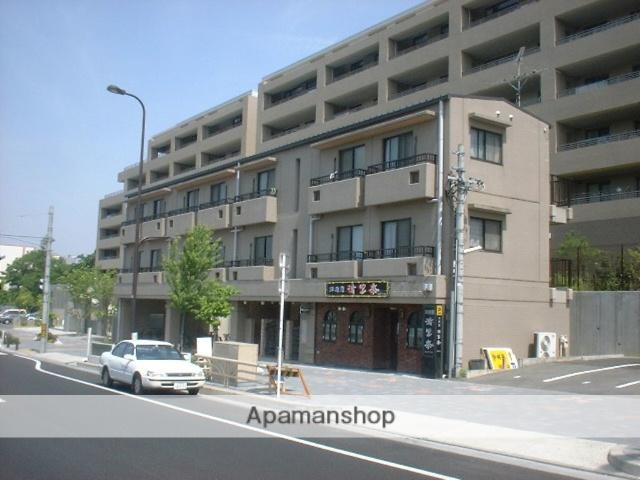 愛知県名古屋市千種区、覚王山駅徒歩16分の築25年 3階建の賃貸マンション