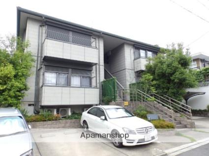 愛知県名古屋市千種区、池下駅徒歩10分の築16年 2階建の賃貸マンション