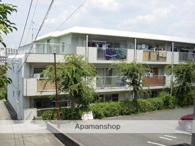 愛知県名古屋市千種区、自由ヶ丘駅徒歩18分の築34年 3階建の賃貸マンション