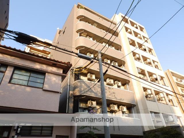 愛知県名古屋市千種区、池下駅徒歩12分の築22年 7階建の賃貸マンション