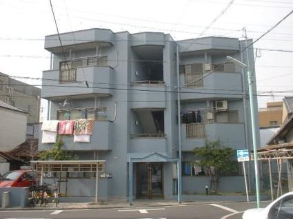 愛知県名古屋市千種区、新栄町駅徒歩14分の築21年 3階建の賃貸マンション